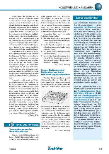 Ausgabe 12 (2002) Seite 419