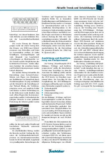 Ausgabe 12 (2002) Seite 431
