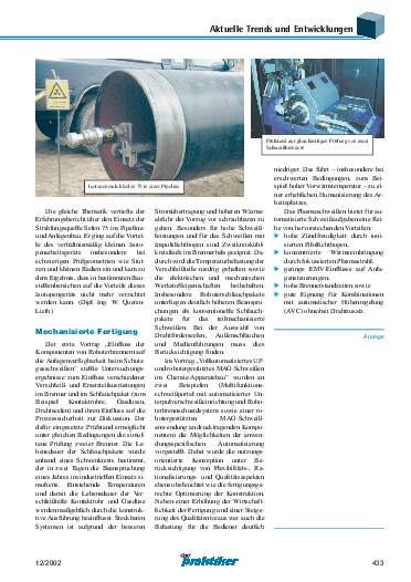 Ausgabe 12 (2002) Seite 433