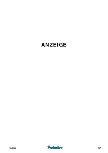 Ausgabe 12 (2002) Seite 437