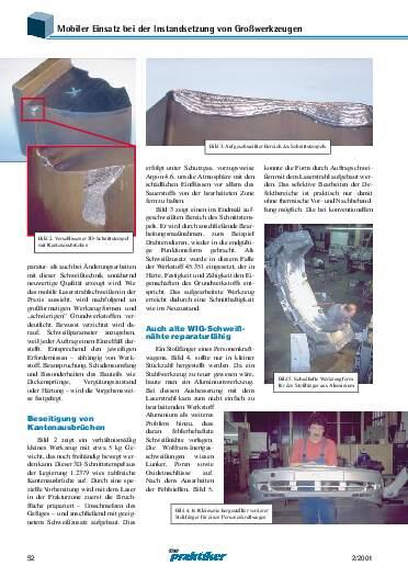 Ausgabe 2 (2001) Seite 52