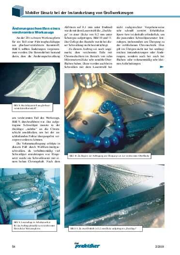 Ausgabe 2 (2001) Seite 54