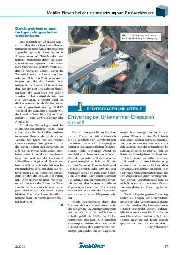 Ausgabe 2 (2001) Seite 57
