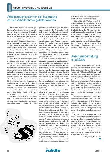 Ausgabe 2 (2001) Seite 58