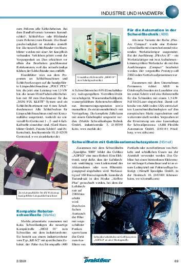 Ausgabe 2 (2001) Seite 69