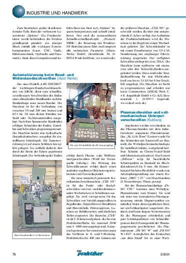 Ausgabe 2 (2001) Seite 78