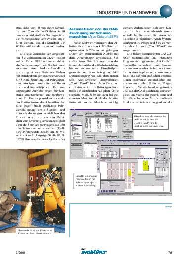 Ausgabe 2 (2001) Seite 79