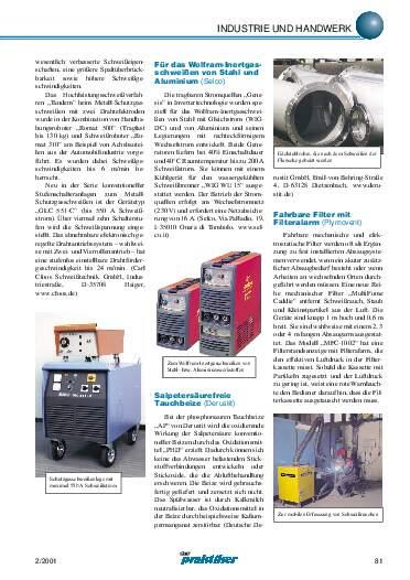 Ausgabe 2 (2001) Seite 81