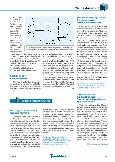 Ausgabe 2 (2002) Seite 45