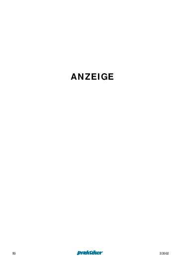 Ausgabe 2 (2002) Seite 50