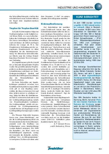 Ausgabe 3 (2001) Seite 101