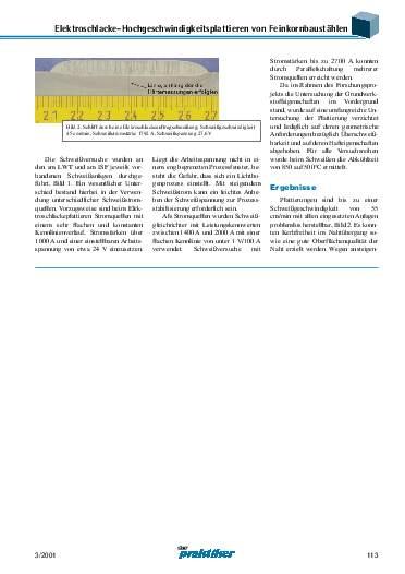 Ausgabe 3 (2001) Seite 113