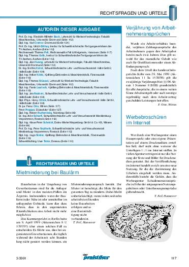 Ausgabe 3 (2001) Seite 117