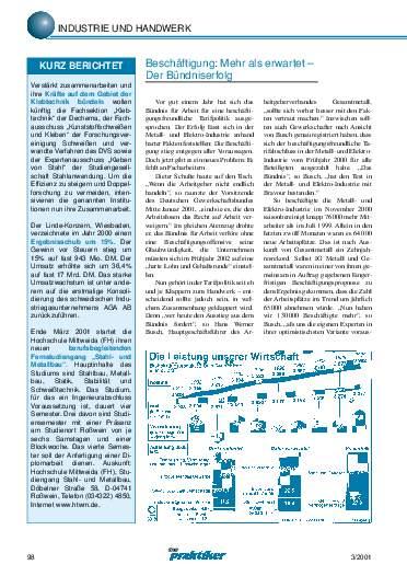 Ausgabe 3 (2001) Seite 98