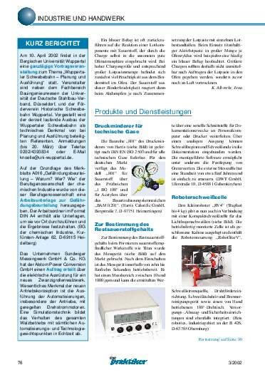 Ausgabe 3 (2002) Seite 76
