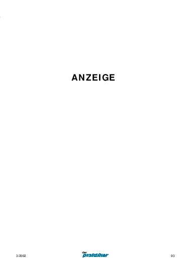 Ausgabe 3 (2002) Seite 93