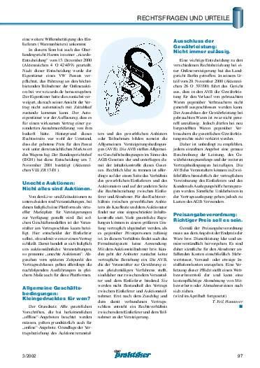 Ausgabe 3 (2002) Seite 97