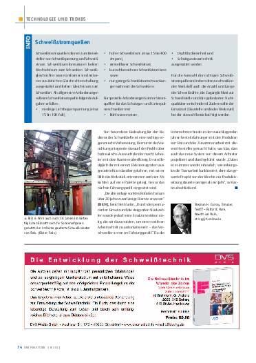 Ausgabe 3 (2011) Seite 74