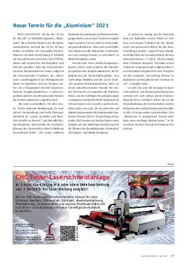Ausgabe 3 (2021) Seite 77
