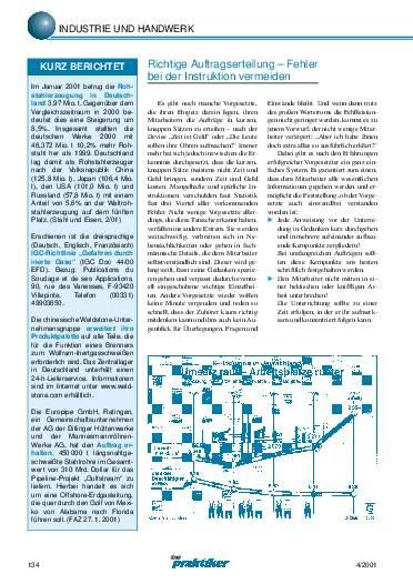 Ausgabe 4 (2001) Seite 134