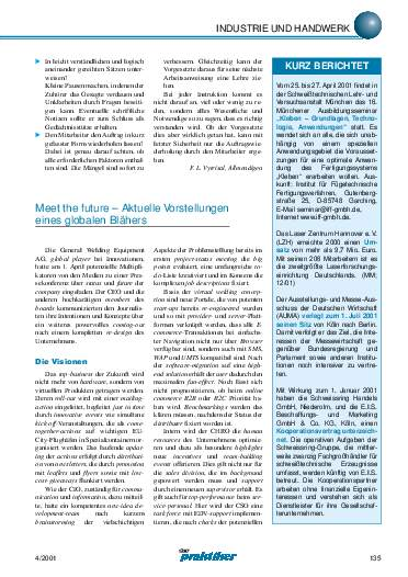 Ausgabe 4 (2001) Seite 135