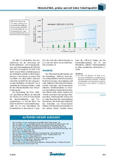 Ausgabe 4 (2001) Seite 155