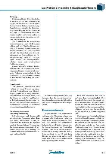 Ausgabe 4 (2001) Seite 161