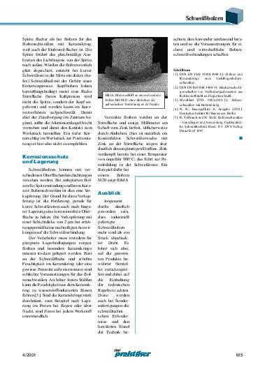 Ausgabe 4 (2001) Seite 165