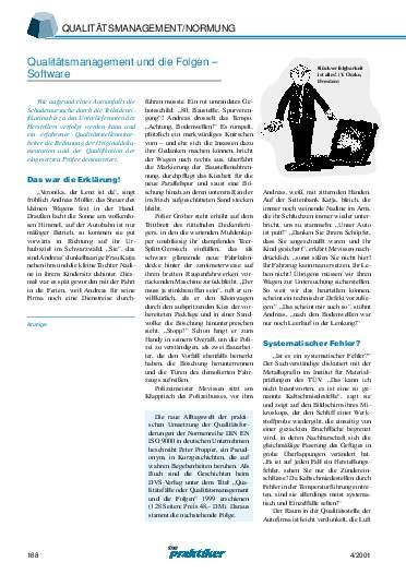 Ausgabe 4 (2001) Seite 168