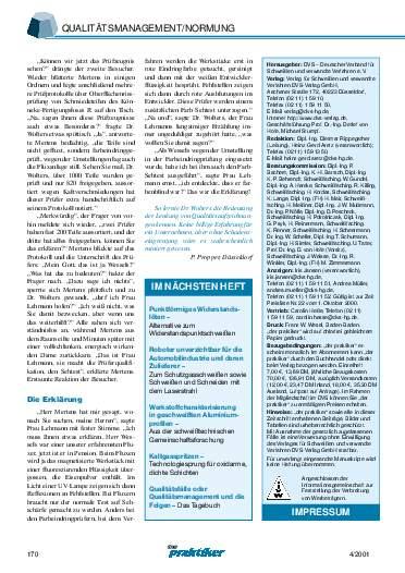 Ausgabe 4 (2001) Seite 170