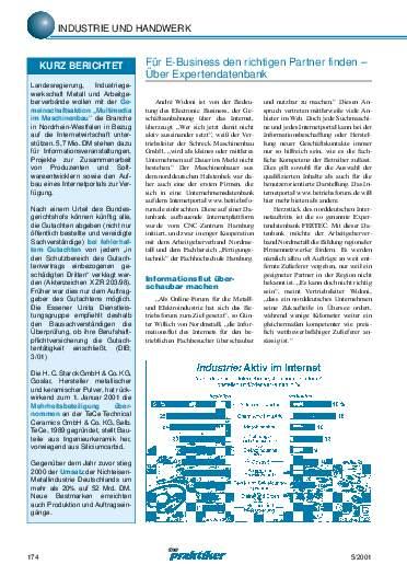 Ausgabe 5 (2001) Seite 174