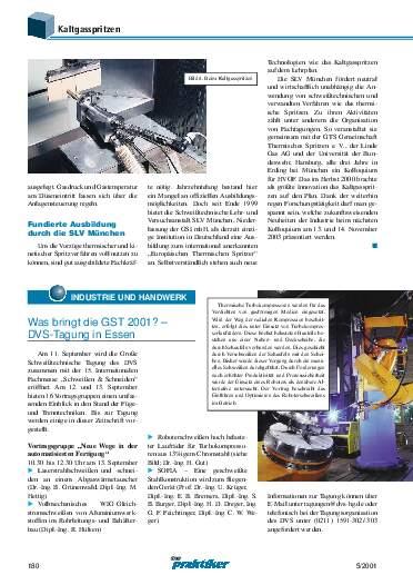 Ausgabe 5 (2001) Seite 180