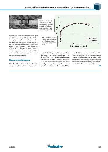 Ausgabe 5 (2001) Seite 185