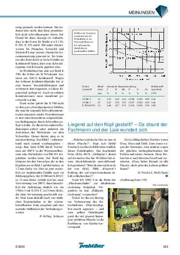 Ausgabe 5 (2001) Seite 193