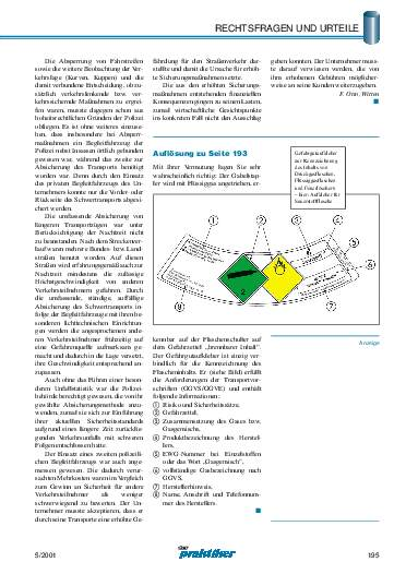 Ausgabe 5 (2001) Seite 195