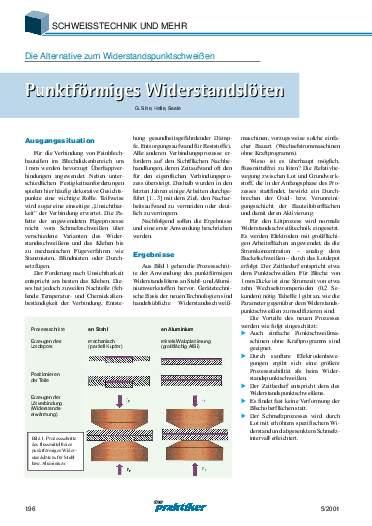 Ausgabe 5 (2001) Seite 196