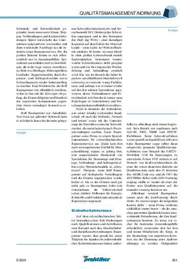 Ausgabe 5 (2001) Seite 201