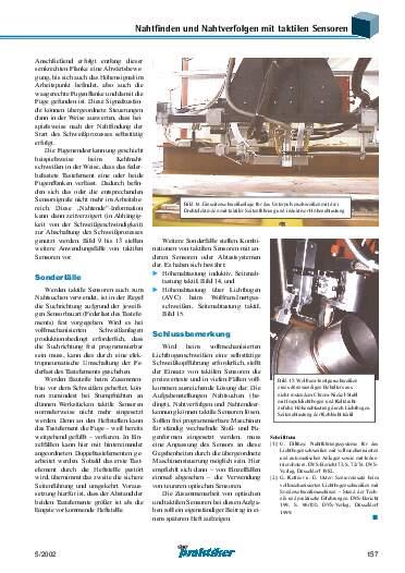 Ausgabe 5 (2002) Seite 157