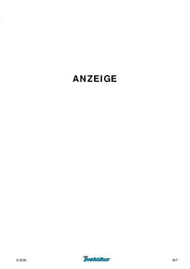 Ausgabe 5 (2002) Seite 167