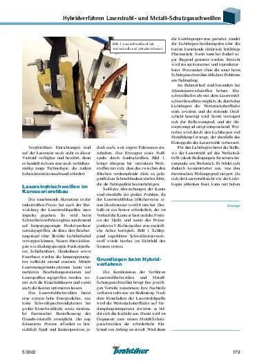 Ausgabe 5 (2002) Seite 179