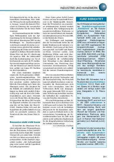 Ausgabe 6 (2001) Seite 211