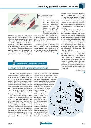 Ausgabe 6 (2001) Seite 229