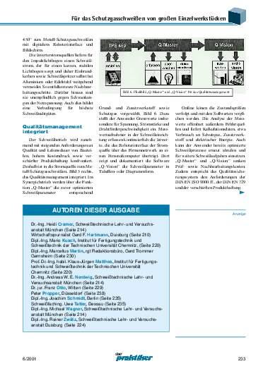 Ausgabe 6 (2001) Seite 233