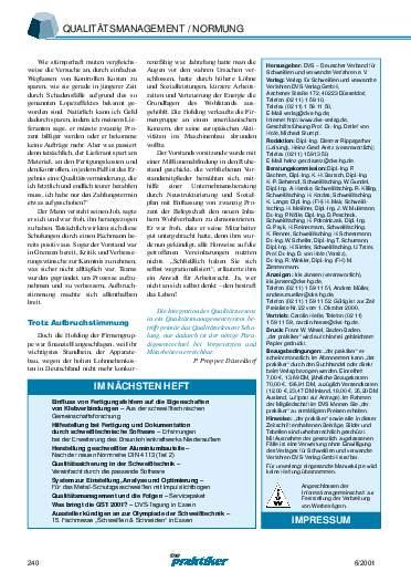 Ausgabe 6 (2001) Seite 240