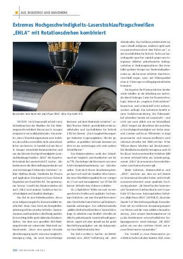 Ausgabe 6 (2021) Seite 232