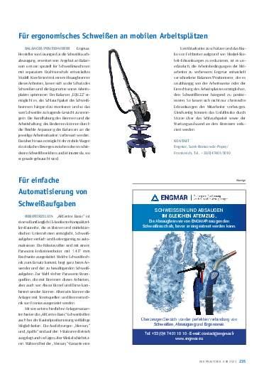 Ausgabe 6 (2021) Seite 235