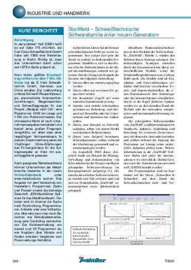 Ausgabe 7 (2001) Seite 246