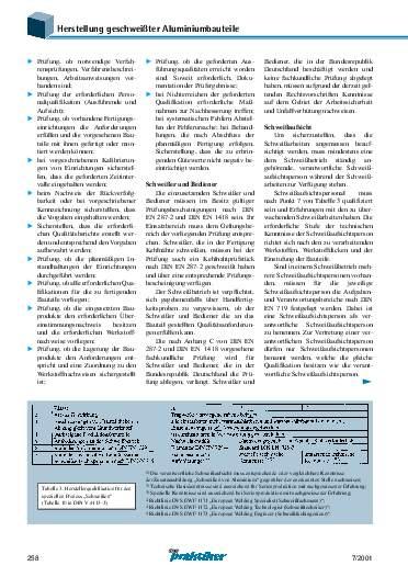 Ausgabe 7 (2001) Seite 258