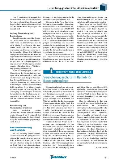 Ausgabe 7 (2001) Seite 261