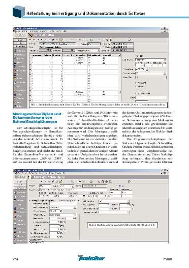 Ausgabe 7 (2001) Seite 274